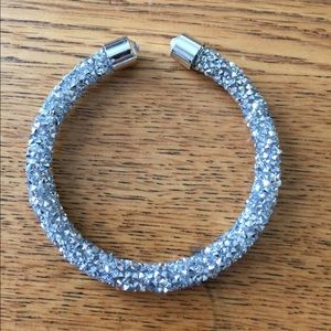 Sparkle cuff bracelet